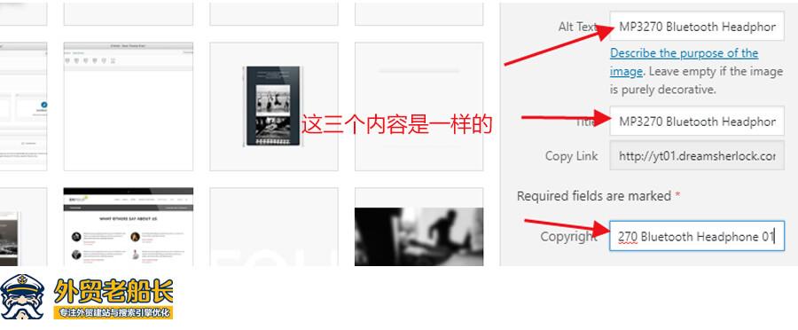 10.外贸营销网站产品页面建立与SEO优化-外贸老船长