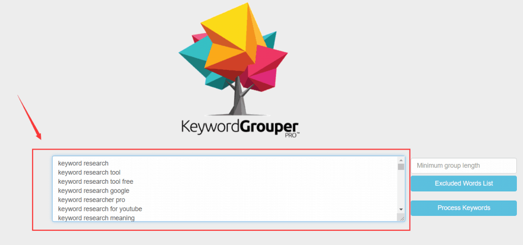 Keywrod Grouper进行关键词归类-外贸老船长-01