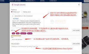 13-Elementor外贸网站页面标题和描述SEO优化设置